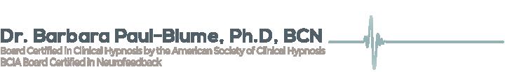 Dr. Barbara Blume – Ventura Psychologist